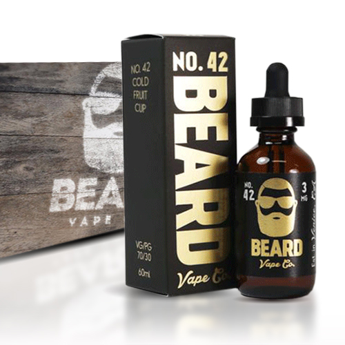 Beard Vape Co. Nº42