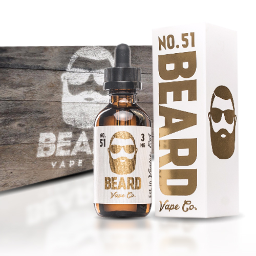 Beard Vape Co. Nº51