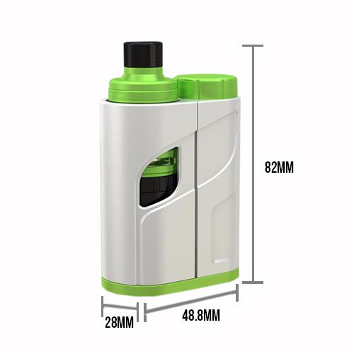 Eleaf iKonn Total with Ello Mini XL Full Kit