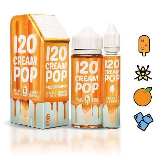 Mad Hatter 120 Cream Pop