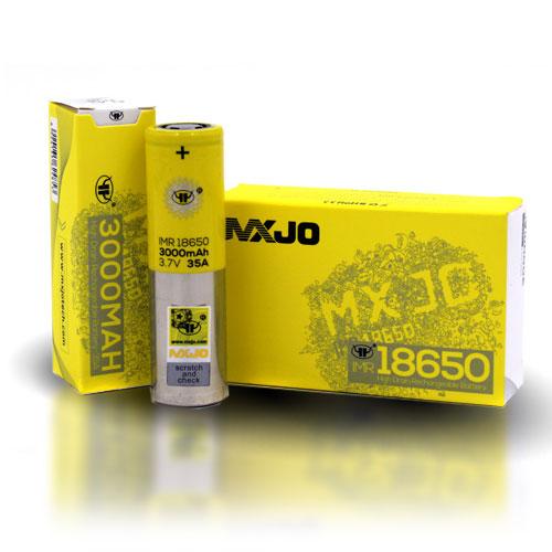 MXJO 18650 3000mAh 35A Battery