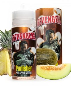 punisher nasty juice 100ml tpd