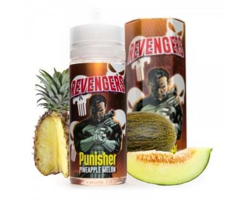 punisher nasty juice 100ml tpd