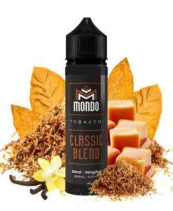 classic blend 50ml mondo eliquids