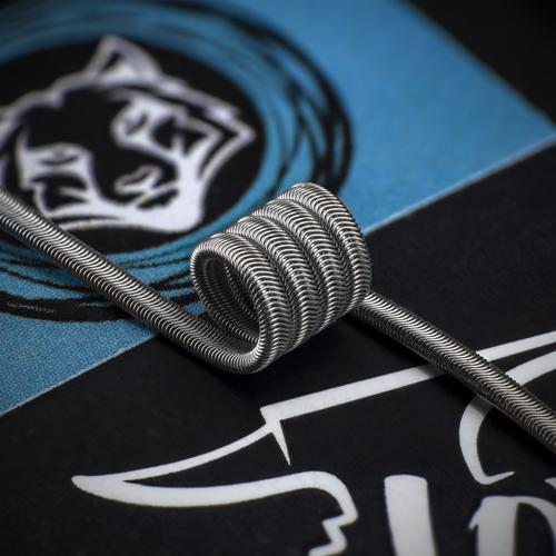 51266 5079 charro coils single the forge white wolf 0 25 ohm