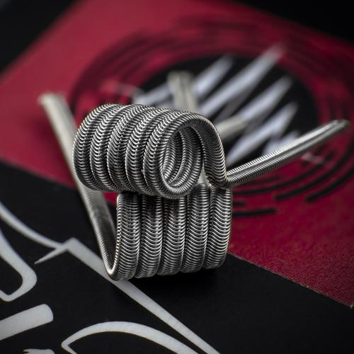 51267 1914 charro coils dual the forge rampage 0 14 ohm pack 2