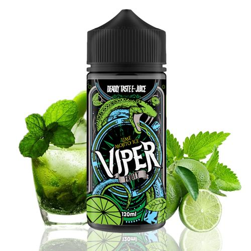 51116 8958 viper fruity lime mojito ice 100ml