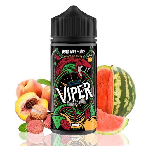51122 3757 viper fruity watermelon peach lychee 100ml
