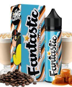 espresso caramel 50ml fantastic